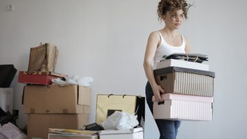 How to declutter your home in the new year